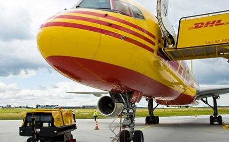 Tradeshift The DHL story
